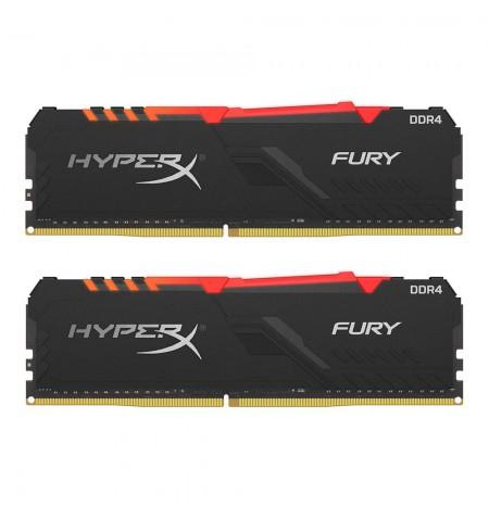 Kingston HyperX FURY 16 GB, DDR4, 3200 MHz, PC/server, Registered No, ECC No