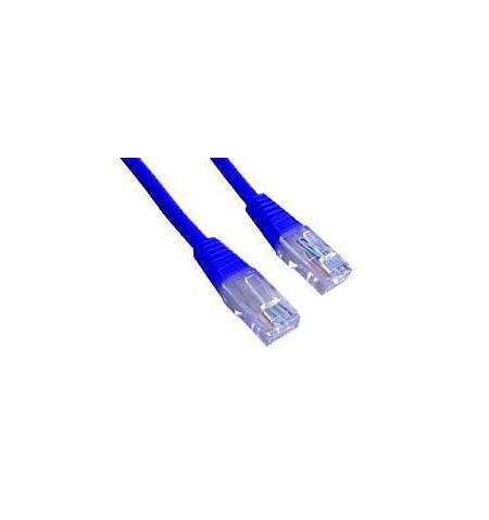 Cablexpert PP12-0.5M/B 0.5 m, Blue