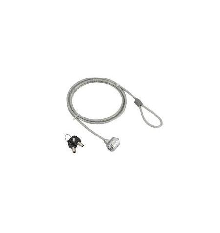 Gembird LK-K-01 Cable lock for notebooks (key lock) Cablexpert LK-K-01 1.8 m, 100 g