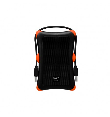 Silicon Power HDD Armor A30 Enclosure Black