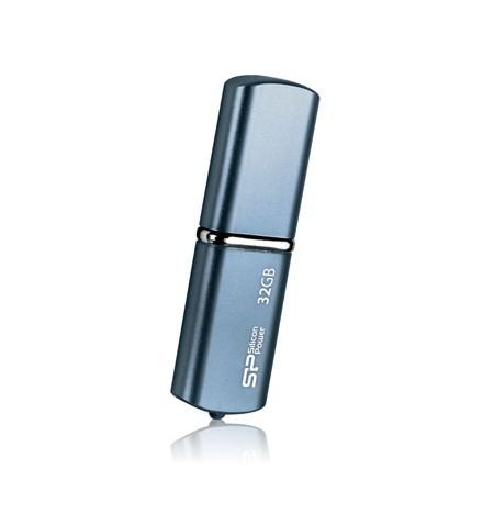 Silicon Power LuxMini 720 16 GB, USB 2.0, Blue