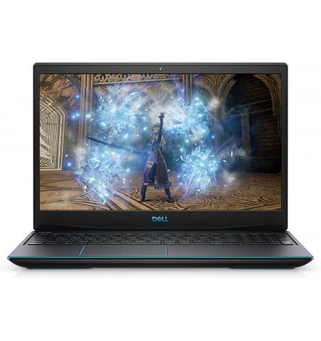 """Dell G3 15 3500 Black/Blue logo, 15.6 """", WVA, Full HD, 1920 x 1080, Matt, Intel Core i5, i5-10300H, 8 GB, DDR4, SSD 512 GB, NVID"""