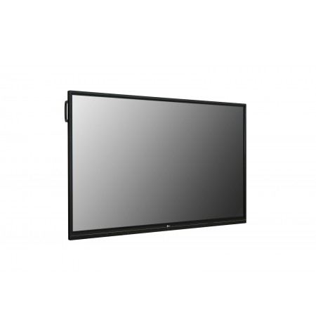 "LG 75TR3BF-B 75 "", 330 cd/m , Landscape, 16/7, Touchscreen, 178 , 8 ms, 178 , 3840 x 2160 pixels, 330 cd/m"