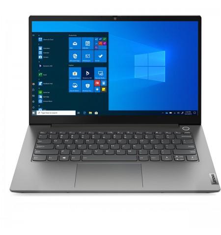 """Lenovo ThinkBook 14 G2 ARE Mineral Grey, 14.0 """", IPS, Full HD, 1920 x 1080, Matt, AMD, Ryzen 7 4700U, 16 GB, SSD 512 GB, AMD Rad"""