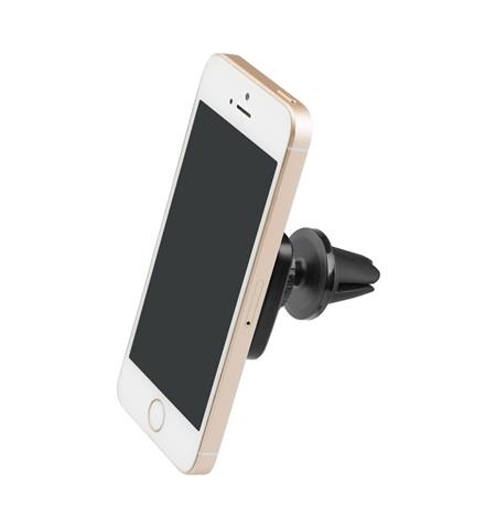 Acme PM1101 Black, Adjustable, 360 , Magnetic air vent smartphone car mount