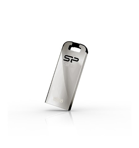 Silicon Power Jewel J10 8 GB, USB 3.0, Silver