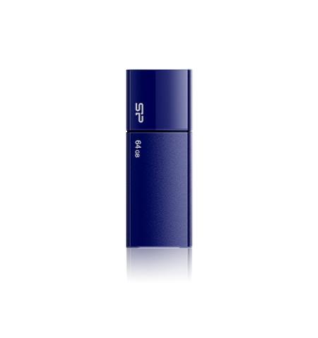 Silicon Power Ultima U05 16 GB, USB 2.0, Blue
