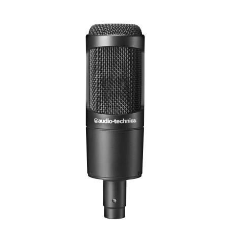 Audio Technica Cardioid Condenser Microphone AT2035 0.403 kg, Black