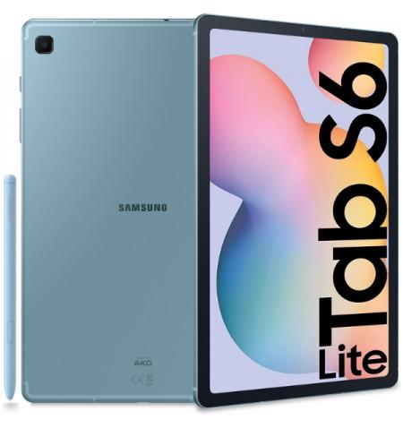 """Samsung Galaxy Tab P610 S6 Lite 10.4 """", Blue, TFT, 2000 x 1200, Exynos, 4 GB, 64 GB, Wi-Fi, Front camera, 5 MP, Rear camera, 8 M"""