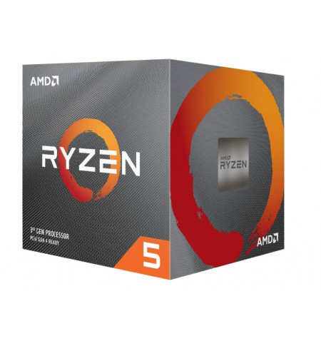 AMD Ryzen 5 3500X, 3.6 GHz, AM4, Processor threads 6, Packing Retail, Processor cores 6, Component for PC