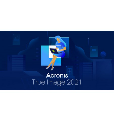 Acronis True Image 2021 5 user(s)