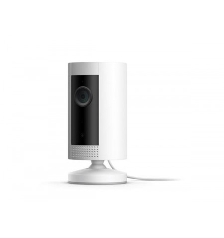 Ring Network surveillance camera Indoor Cam 1080 pixels, White, Wi-Fi