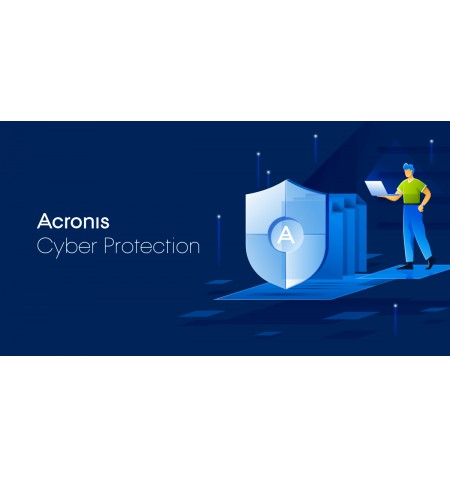 Acronis Cyber Backup Advanced Universal Subscription License, 1 year(s)