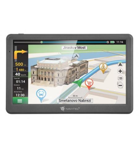 Navitel GPS Navigation MS700 800 480 pixels, GPS (satellite), Maps included
