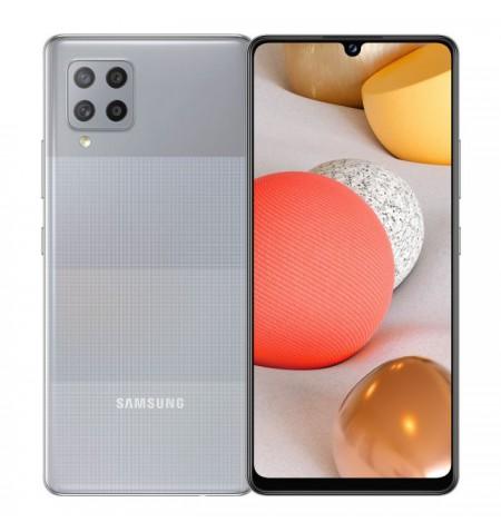 "Samsung Galaxy A42 5G Prism Dot Gray, 6.6 "", Super AMOLED, 720 x 1600, Qualcomm SM7225 Snapdragon 750 5G, Internal RAM 4 GB, 128"