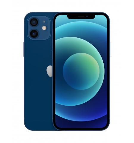 "Apple iPhone 12 Blue, 6.1 "", XDR OLED, 2532 x 1170 pixels, Hexa-core, Internal RAM 4 GB, 256 GB, Single SIM, Nano-SIM and eSIM,"