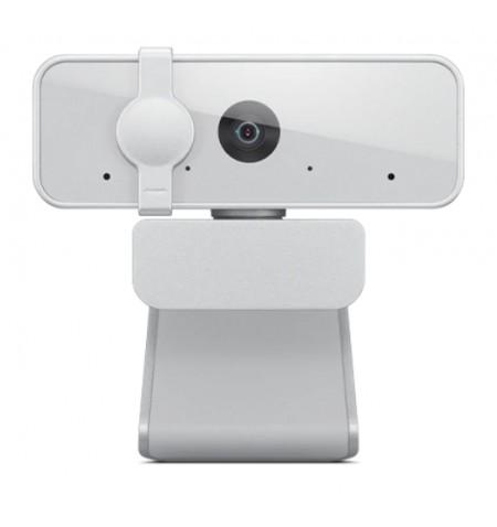 Lenovo Accessories 300 FHD WebCam Cloud Grey, USB 2.0