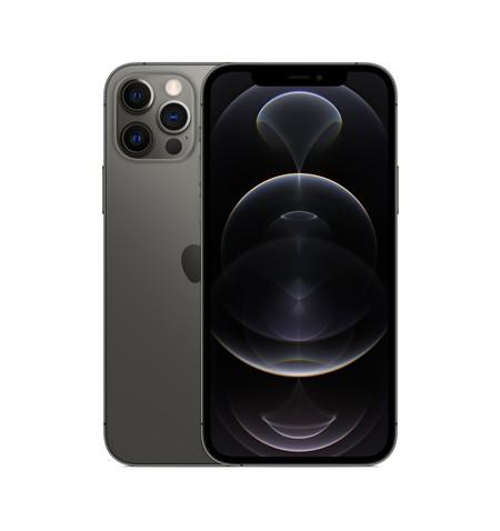 """Apple iPhone 12 Pro Graphite, 6.1 """", Super Retina XDR OLED, 2532 x 1170 pixels, Apple, A14 Bionic, Internal RAM 6 GB, 128 GB, Si"""