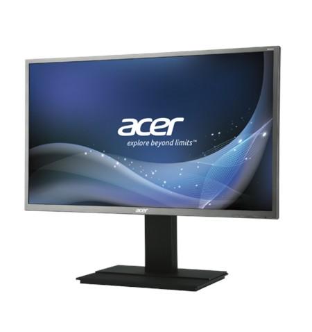 """Acer B326HUL 32 """", VA, WQHD, 2560 x 1440 pixels, 16:9, 6 ms, 300 cd/m , Dark grey, DVI, HDMI, DP"""