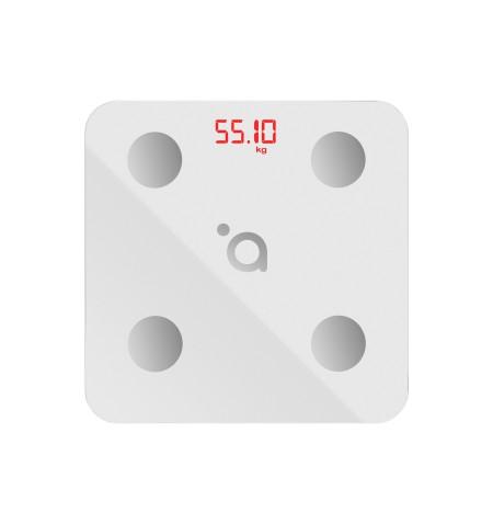 Acme Smart Scale SC103 Maximum weight (capacity) 180 kg, Body Mass Index (BMI) measuring, White