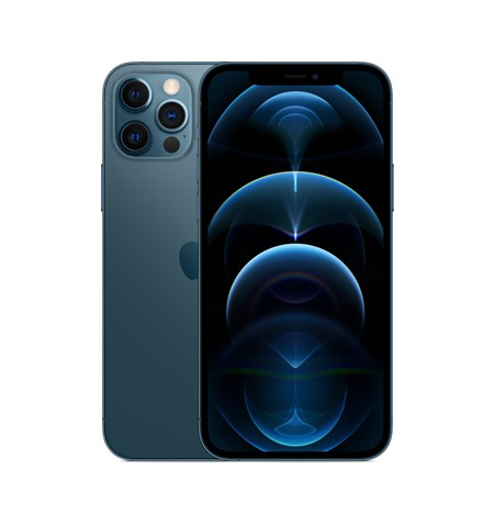 "Apple iPhone 12 Pro Pacific Blue, 6.1 "", Super Retina XDR OLED, 2532 x 1170 pixels, Apple, A14 Bionic, Internal RAM 6 GB, 128 GB"