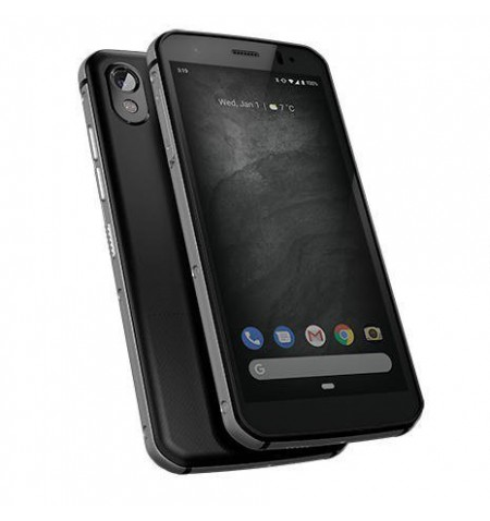 """CAT CAT S52 Black, 5.65 """", IPS, 720 x 1440 pixels, Mediatek MT6765 Helio P35, Internal RAM 4 GB, 64 GB, microSD, Dual SIM, Nano-"""