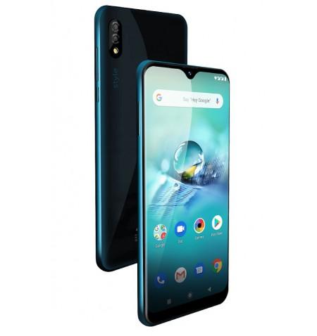 "Allview X7 Style Turquoise, 6.21 "", IPS LCD, 720 x 1520 pixels, Mediatel MT6763, Helio P23, Internal RAM 4 GB, 64 GB, microSDXC,"
