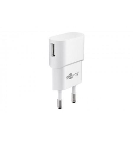 Goobay USB charger Mains socket 44948 Power Adapter, USB 2.0 port A
