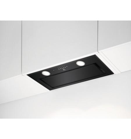 Electrolux Hood LFG716R Canopy, Energy efficiency class A, Width 54 cm, 580 m /h, Touch control, LED, Black