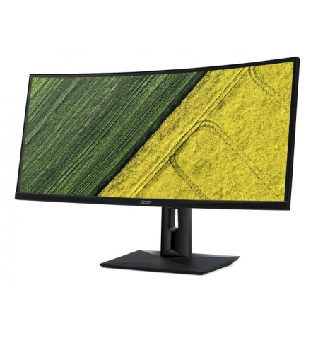 """Acer Monitor CZO Series CZ340CKBbmijqphuzx 34 """", IPS, 3440 x 1440 pixels, 21:9, 5 ms, 300 cd/m , Black"""