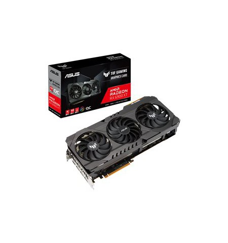 Asus TUF-RX6900XT-O16G-GAMING AMD, 16 GB, Radeon RX 6900 XT, GDDR6, PCI Express 4.0, Processor frequency 2340 MHz, HDMI ports qu