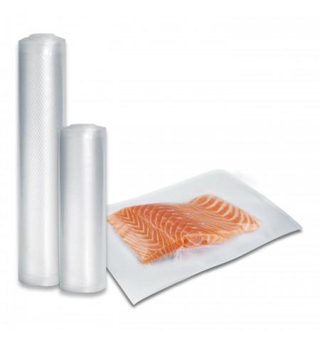 Caso Foil set 1 for vacuuming + Sous Vide Cooking 01235 Dimensions (W x L) 20 x 30 cm, 20 x 600 cm, 30 x 600 cm