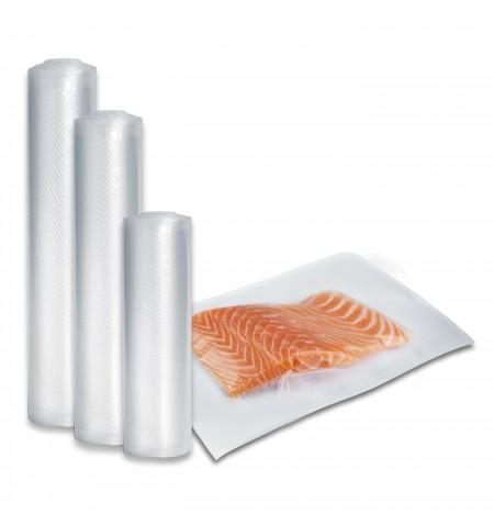Caso Foil set 2 for vacuuming + Sous Vide Cooking 01236 Dimensions (W x L) 30 x 40 cm, 20 x 600 cm, 28 x 600 cm, 30 x 600 cm