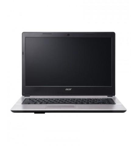 """Acer One Silver, 14 """", HD, 1366x768 pixels, Intel Pentium Gold, 4415U, 4 GB, DDR4, SSD 256 GB, Intel, Windows 10 Home, 802.11 b/"""