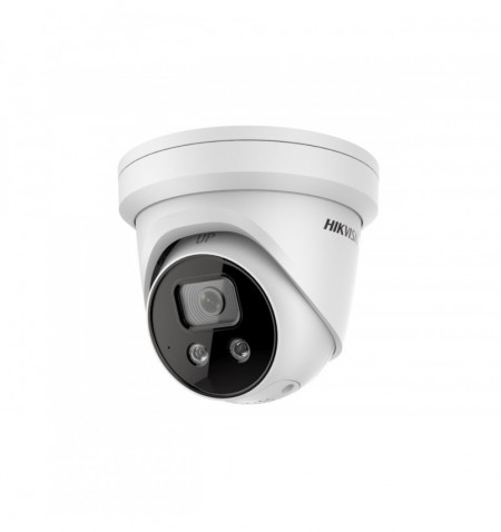 Hikvision IP Camera Powered by DARKFIGHTER DS-2CD2346G2-ISU/SL F2.8 4 MP, 2.8mm, Power over Ethernet (PoE), IP67, H.265+, Micro
