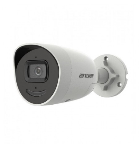 Hikvision IP Camera Powered by DARKFIGHTER DS-2CD2046G2-IU/SL F2.8 4 MP, 2.8mm, Power over Ethernet (PoE), IP67, H.265+, Micro S