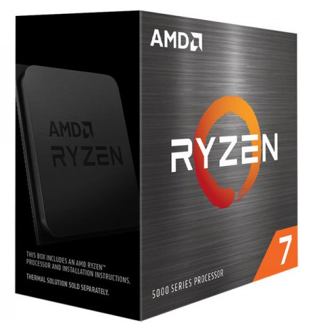 AMD Ryzen 7 5800X, 3.8 GHz, AM4, Processor threads 16, Packing Retail, Processor cores 8, Component for PC