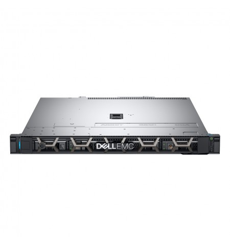 """Dell PowerEdge R240 Rack (1U), Intel Xeon, E-2234, 3.6 GHz, 8 MB, 8T, 4C, UDIMM DDR4, 2666 MHz, No RAM, No HDD, Up to 4 x 3.5"""","""