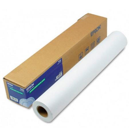 Epson C13S045007 Bond Paper Bright, White, 432 mm x 50 m, 205 g/m