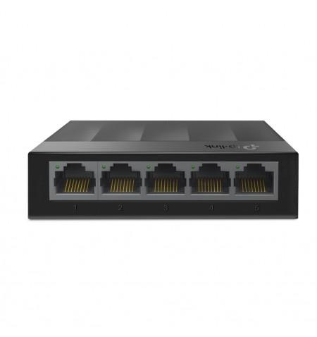 TP-LINK 5-Port Desktop Switch LS1005G Unmanaged, Desktop