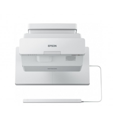 Epson 3LCD projector EB-725WI WXGA (1280x800), 4000 ANSI lumens, White, Wi-Fi