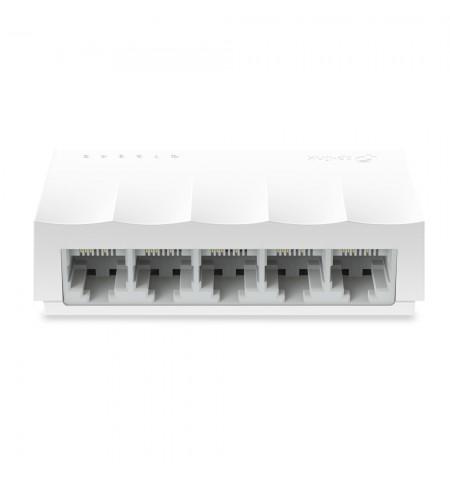 TP-LINK 5-Port 10/100Mbps Desktop Network Switch LS1005 Unmanaged, Desktop