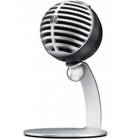 Shure MV5 Digital Condenser Microphone, Grey