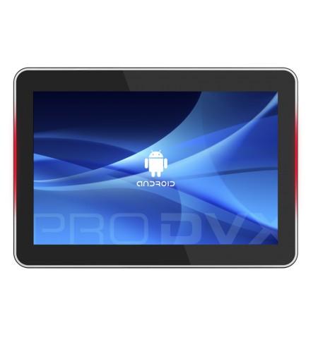 "ProDVX APPC-10XPL Commercial Grade Android Panel Tablet, 10 "", RK3288, DDR3-SDRAM, Black, 1280 x 800 pixels, 500 cd/m"