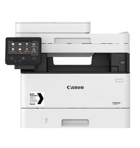 Canon I SENSYS MF443DW Mono, Laser, Multifunction, A4, Wi-Fi, Grey
