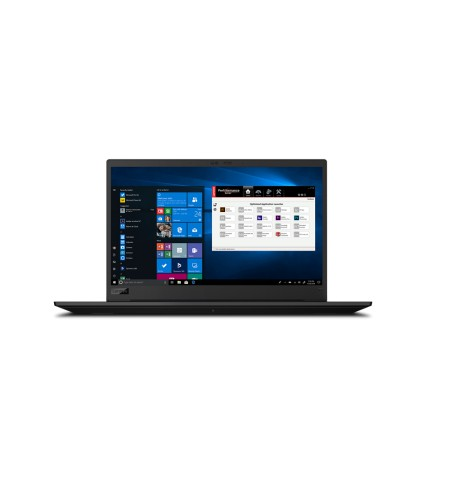 "Lenovo ThinkPad P1 (Gen 3) Black, 15.6 "", IPS, Full HD, 1920 x 1080, Matt, Intel Core i9, i9-10885H, 32 GB, SO-DIMM DDR4-2933 No"