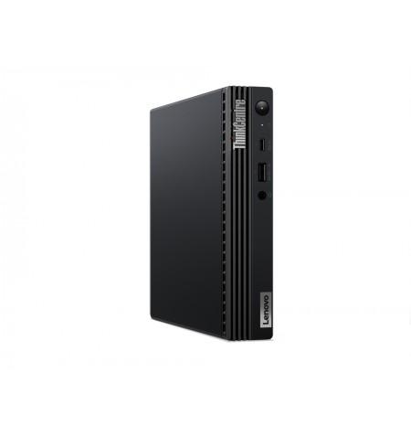 Lenovo ThinkCentre M70q Desktop, Tiny, Intel Core i5, 5-10400T, Internal memory 8 GB, DDR4, SSD 256 GB, Intel UHD, Keyboard lang