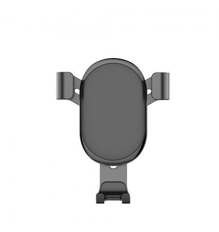 "ColorWay Metallic Gravity Holder For Smartphone Black, 6.5 "", Adjustable, 360"