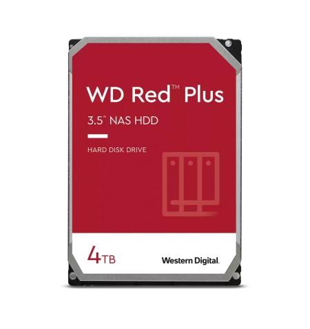 "Western Digital NAS Hard Drive Red Plus 5400 RPM, 3.5 "", 4000 GB"
