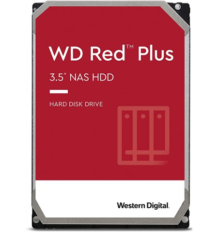 Western Digital Red WD20EFZX 5400 RPM, 2000 GB